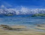 Distant Island - Godrevy