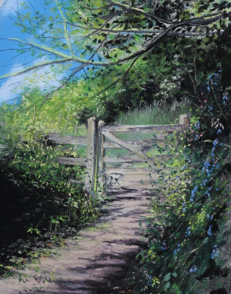 Lin Williams Art Cornish art prints, pastels, watercolours, oil and acrylics. Based in Falmouth Cornwall.